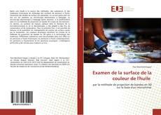 Copertina di Examen de la surface de la couleur de l'huile