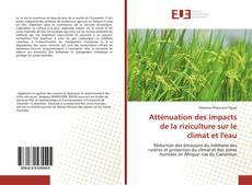 Atténuation des impacts de la riziculture sur le climat et l'eau的封面