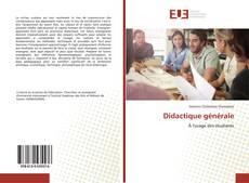 Bookcover of Didactique générale