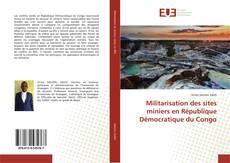 Militarisation des sites miniers en République Démocratique du Congo kitap kapağı