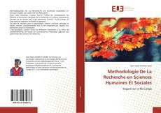 Capa do livro de Methodologie De La Recherche en Sciences Humaines Et Sociales