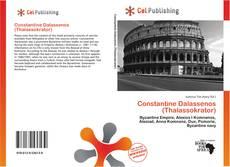 Bookcover of Constantine Dalassenos (Thalassokrator)