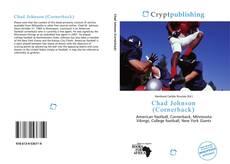 Bookcover of Chad Johnson (Cornerback)
