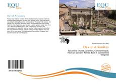 Buchcover von David Arianites