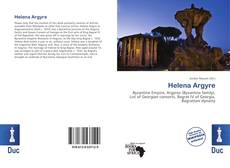 Bookcover of Helena Argyre