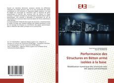 Capa do livro de Performance des Structures en Béton armé isolées à la base