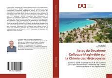 Bookcover of Actes du Deuxième Colloque Maghrébin surla Chimie des Hétérocycles
