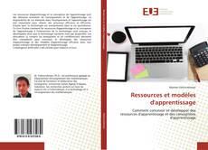 Bookcover of Ressources et modèles d'apprentissage