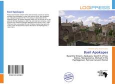 Bookcover of Basil Apokapes
