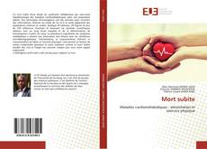 Buchcover von Mort subite