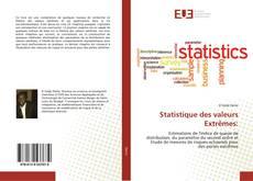 Buchcover von Statistique des valeurs Extrêmes: