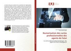Capa do livro de Numerisation des cartes professionnelles des agents de l'etat