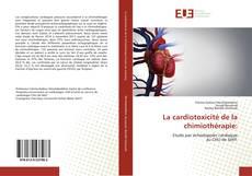 Buchcover von La cardiotoxicité de la chimiothérapie: