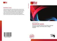 Bookcover of Kendrick Lewis