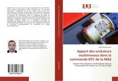 Обложка Apport des onduleurs multiniveaux dans la commande DTC de la MAS