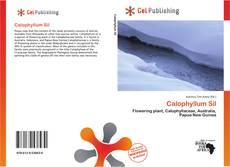 Bookcover of Calophyllum Sil