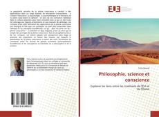 Capa do livro de Philosophie, science et conscience