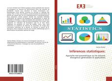 Bookcover of Inférences statistiques: