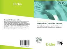 Capa do livro de Frederick Christian Palmer