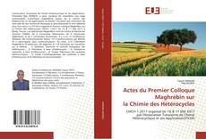 Bookcover of Actes du Premier Colloque Maghrébin sur la Chimie des Hétérocycles