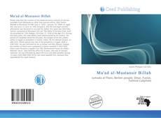 Ma'ad al-Mustansir Billah的封面