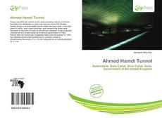 Capa do livro de Ahmed Hamdi Tunnel