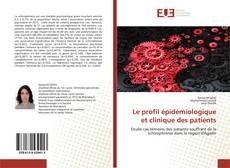 Couverture de Le profil épidémiologique et clinique des patients