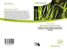 Bookcover of Elaeagnus Umbellata