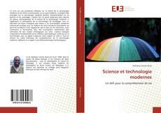 Bookcover of Science et technologie modernes