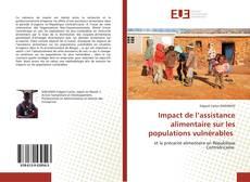 Bookcover of Impact de l'assistance alimentaire sur les populations vulnérables