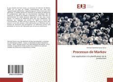 Portada del libro de Processus de Markov