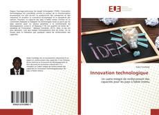 Borítókép a  Innovation technologique - hoz