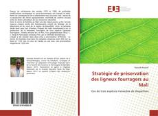 Stratégie de préservation des ligneux fourragers au Mali kitap kapağı