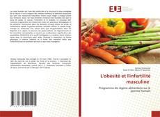 Bookcover of L'obésité et l'infertilité masculine