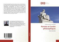 Buchcover von Pensées et Contes philosophiques