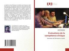 Buchcover von Évaluations de la compétence clinique