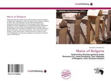 Bookcover of Maria of Bulgaria