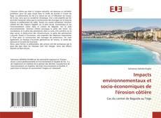 Impacts environnementaux et socio-économiques de l'érosion côtière的封面