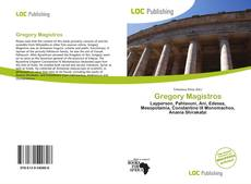 Bookcover of Gregory Magistros