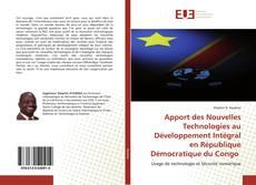 Apport des Nouvelles Technologies au Développement Intégral en République Démocratique du Congo kitap kapağı
