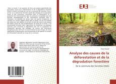 Capa do livro de Analyse des causes de la déforestation et de la dégradation forestière
