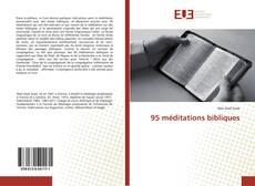 Buchcover von 95 méditations bibliques