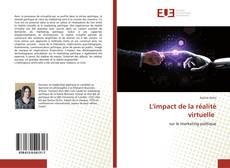 Bookcover of L'impact de la réalité virtuelle