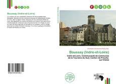 Bookcover of Boussay (Indre-et-Loire)