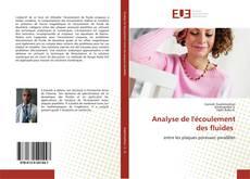 Bookcover of Analyse de l'écoulement des fluides