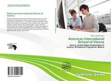 Buchcover von American International School of Vienna