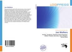 Couverture de Jan Wolkers