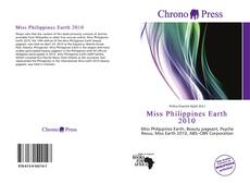 Bookcover of Miss Philippines Earth 2010