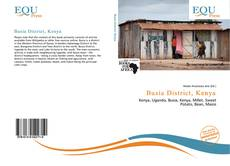 Bookcover of Busia District, Kenya