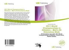 2011 World Championships in Athletics – Men's 50 Kilometres Walk kitap kapağı